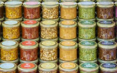 Essendorfer Genusschmelzerei – so schmeckt die Welt mit Pesto & Brotaufstrichen